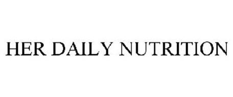 HER DAILY NUTRITION