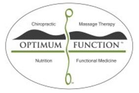 OPTIMUM FUNCTION OPTIMUM HEALTH · CHIROPRACTIC · MASSAGE THERAPY