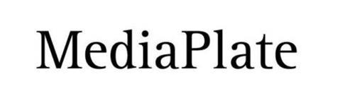 MEDIA PLATE