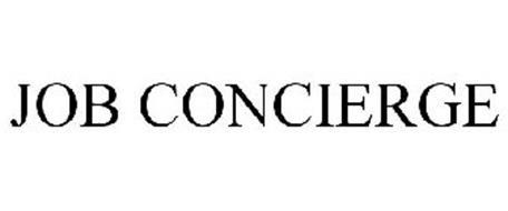 JOB CONCIERGE