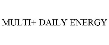 MULTI+ DAILY ENERGY