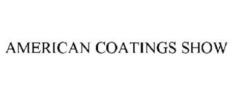 AMERICAN COATINGS SHOW