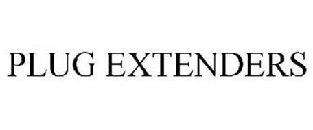 PLUG EXTENDERS