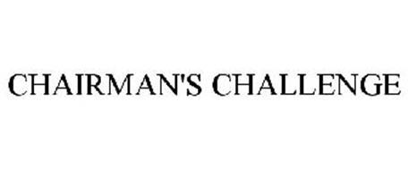 CHAIRMAN'S CHALLENGE