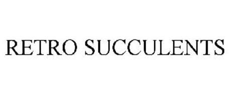 RETRO SUCCULENTS