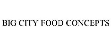 BIG CITY FOOD CONCEPTS
