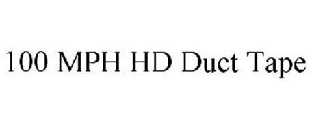 100 MPH HD DUCT TAPE