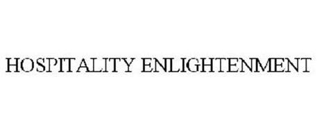 HOSPITALITY ENLIGHTENMENT