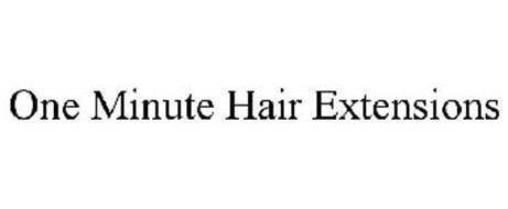 ONE MINUTE HAIR EXTENSIONS