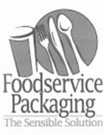 FOODSERVICE PACKAGING THE SENSIBLE SOLUTION