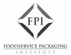 FPI FOODSERVICE PACKAGING INSTITUTE