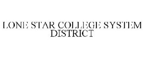 LONE STAR COLLEGE SYSTEM DISTRICT