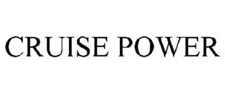 CRUISE POWER