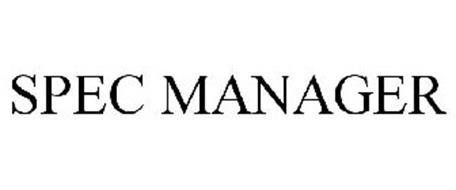 SPEC MANAGER