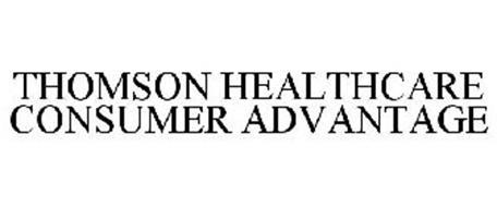 THOMSON HEALTHCARE CONSUMER ADVANTAGE