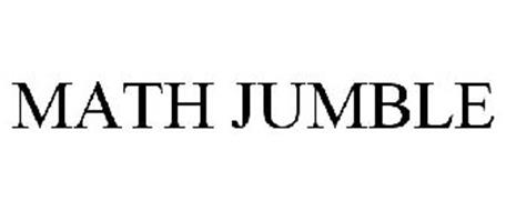 MATH JUMBLE