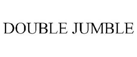 DOUBLE JUMBLE