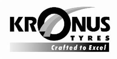 KRONUS TYRES CRAFTED TO EXCEL