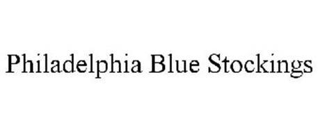 PHILADELPHIA BLUE STOCKINGS
