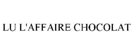 LU L'AFFAIRE CHOCOLAT