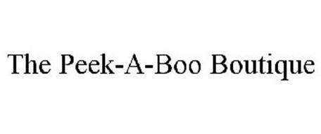 THE PEEK-A-BOO BOUTIQUE
