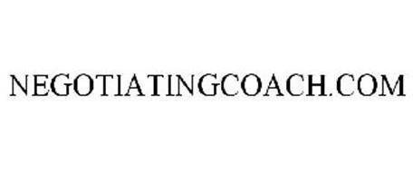 NEGOTIATINGCOACH.COM