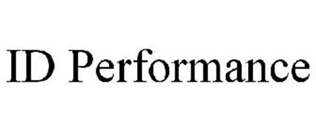 ID PERFORMANCE