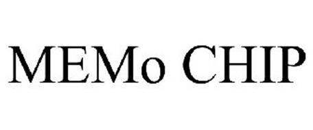 MEMO CHIP