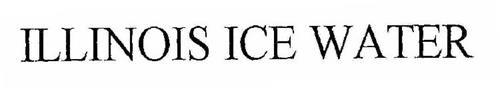 ILLINOIS ICE WATER