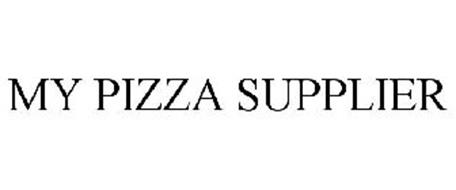 MY PIZZA SUPPLIER
