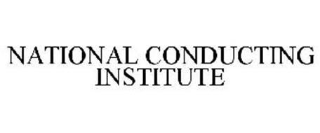 NATIONAL CONDUCTING INSTITUTE