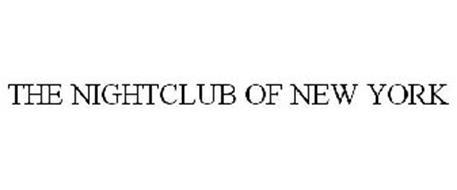THE NIGHTCLUB OF NEW YORK