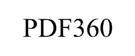 PDF360