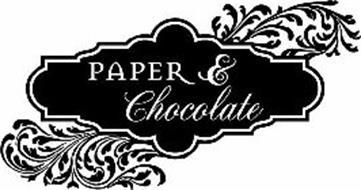 PAPER & CHOCOLATE