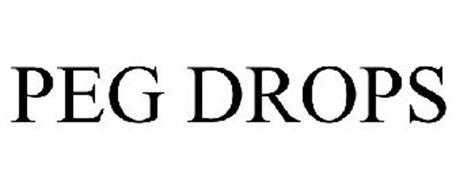 PEG DROPS