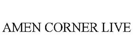 AMEN CORNER LIVE