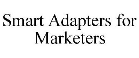 SMART ADAPTERS FOR MARKETERS