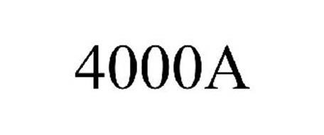 4000A