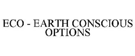 ECO - EARTH CONSCIOUS OPTIONS