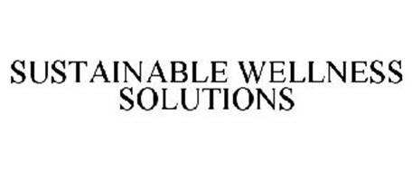 SUSTAINABLE WELLNESS SOLUTIONS