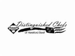 CERTIFIED HEREFORD BEEF DISTINGUISHED CHEFS OF HEREFORD BEEF