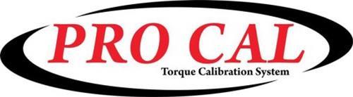 PRO CAL TORQUE CALIBRATION SYSTEM