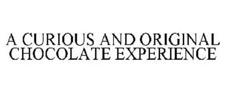 A CURIOUS AND ORIGINAL CHOCOLATE EXPERIENCE