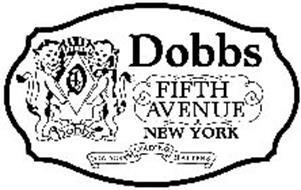 D DOBBS DOBBS FIFTH AVENUE NEW YORK NEW YORK'S LEADING HATTERS