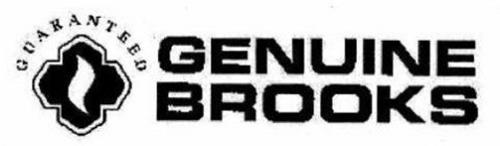 GENUINE BROOKS GUARANTEED