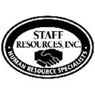 STAFF RESOURCES, INC. HUMAN RESOURCE SPECIALISTS