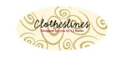 CLOTHESLINES DESIGNED FOR YOU BY CJ BANKS