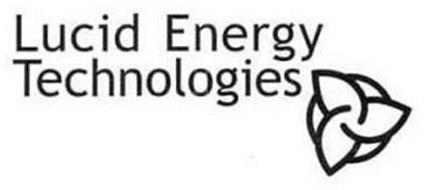 LUCID ENERGY TECHNOLOGIES