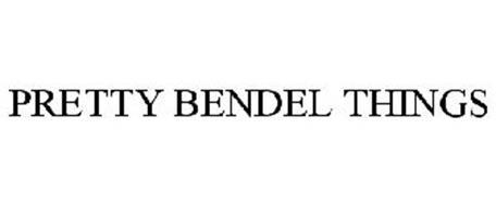 PRETTY BENDEL THINGS