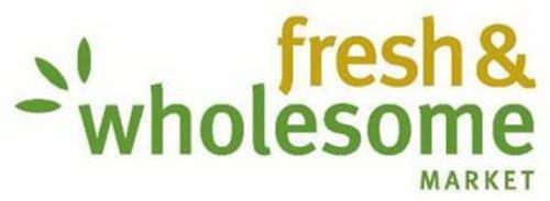 FRESH & WHOLESOME MARKET